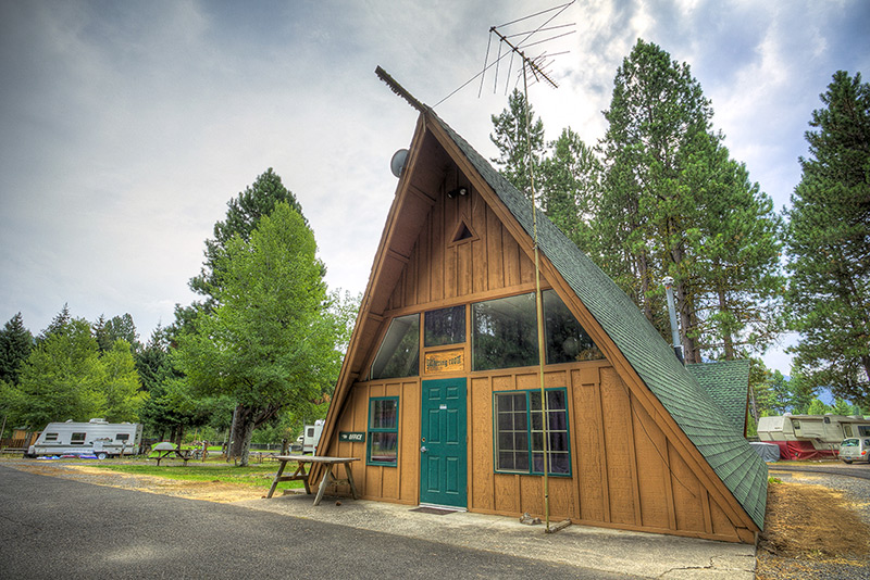 Camp Sherman RV Park | Welcome to the Metolius River Basin and the