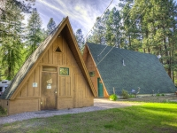 Camp Sherman RV Showers/Restrooms